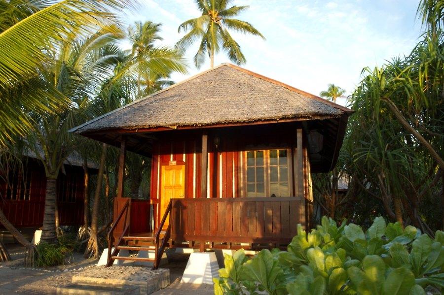Palm Bungalow Part - 18: Copyright By Wakatobi