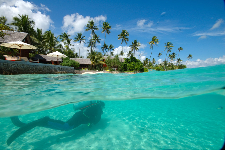 Diversion Dive Travel Australia - Dive travel and diving vacations