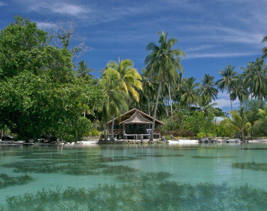 Uepi Island Resort Seghe Solomons