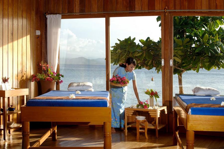 Gangga Island Resort Amp Spa Gangga Island North Sulawesi