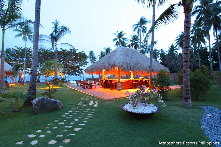 Atmosphere Resort Amp Spa Dauin Nr Dumaguete Philippines