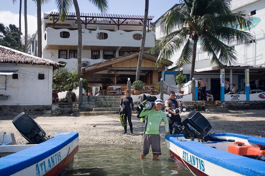 Atlantis Puerto Galera Resort Dive Centre Mindoro