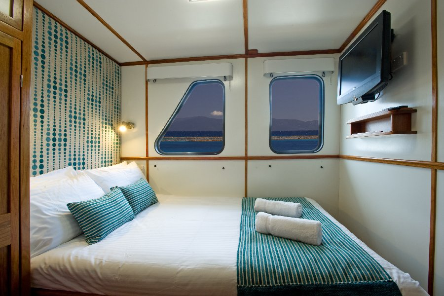 Spirit Of Freedom Beautiful And Luxurious Liveaboard Cairns
